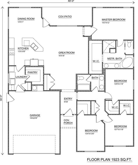 utah home floor plans house plans utah utah place craftsman home plan 051d 0580
