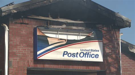 Winthrop Post Office Hours by Destroys Much Of The U S Post Office In Winthrop