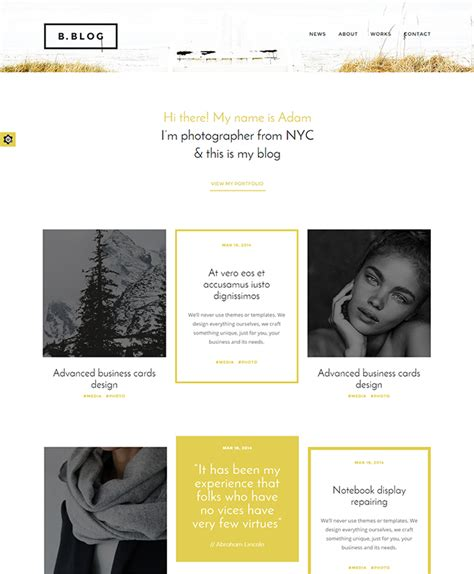b blog html blog template buy premium b blog html