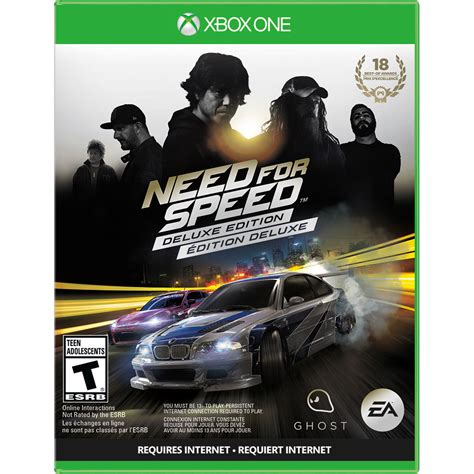 Need For Speed Payback Ps4211217 Limited electronic arts need for speed payback deluxe edition 37234 b h