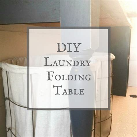 laundry room folding table 1000 ideas about laundry folding tables on