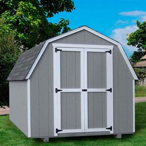 Gambrel Storage Shed by Cottage 12 X 16 Ft Value Gambrel Barn Precut
