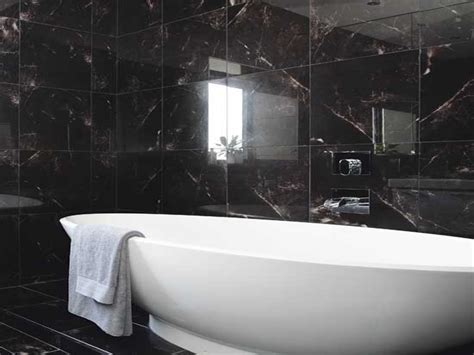 Bathroom Tiles Black And White Ideas by Black Bathrooms Black Tile Bathroom Ideas Small Bathroom