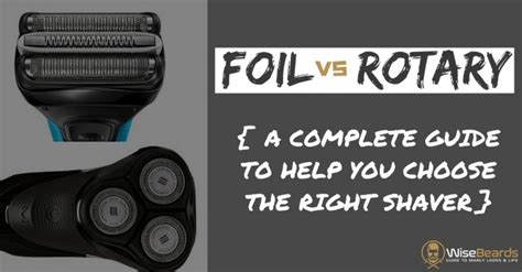 foil vs rotary shavers ingrown hairs electric shavers foil vs rotary which one should you choose