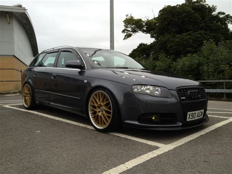 Audi Tuning by Audi A4 B7 Tuning Newhairstylesformen2014 Avant