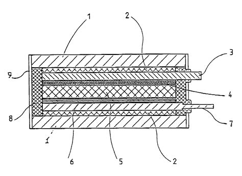 electric layer capacitor characteristics patent us6426862 capacitor with dual electric layer patents