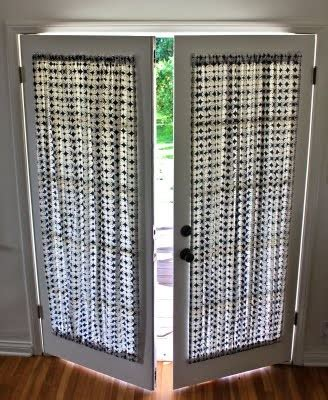 french door curtain company french door curtain panel tutorial