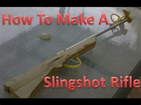 How To Survive Handmade Crossbow - how to make a slingshot rifle crossbow powerfull