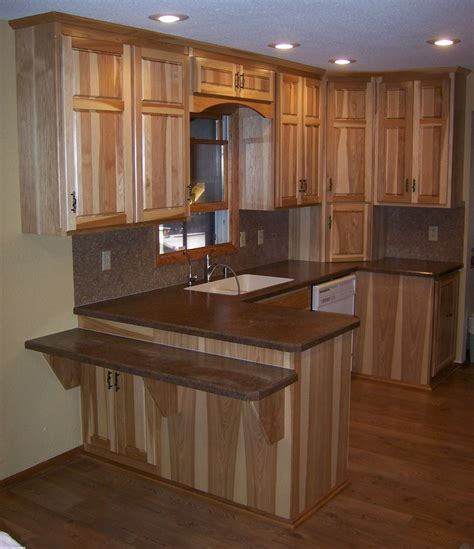 kitchen cabinets hickory hickory kitchen cabinets cronen cabinet and flooring