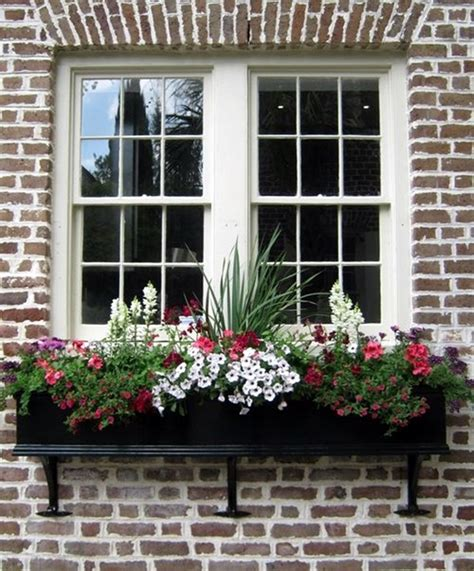 indoor window box and why you should not worry about using 40 magical window flower box ideas bored art