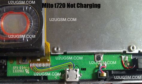Tablet Mito T720 mito t720 not charging solutions