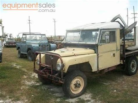 land rover series 1 series 2 for sale used trucks