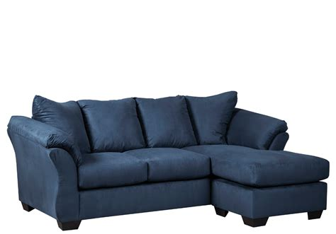 blue sectional with chaise darcy blue sofa chaise