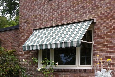 Awning House by Window Awnings Rainier Shade