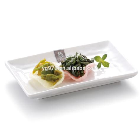 japanese design melamine sushi plate for sashimi buy