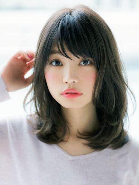 model rambut  wanita korea cahunitcom