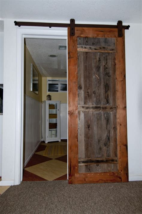 Residential Barn Doors Residential Barn Door