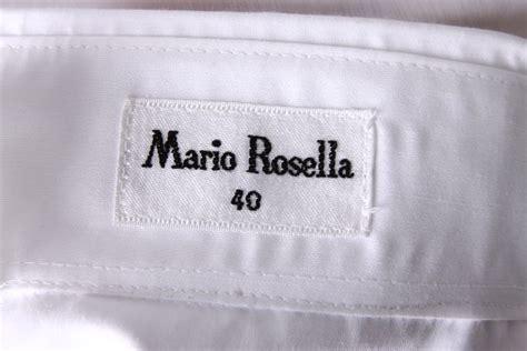 Teh Rosella 50 Gr mario rosella bluse wei 223 gr 40 l ebay