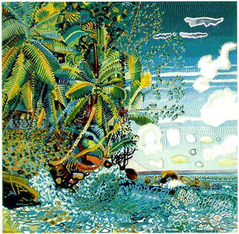 silkscreens michael adams art gallery (seychelles