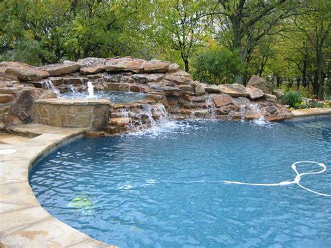 Kitchens 2017 moss rock waterfalls king pools inc