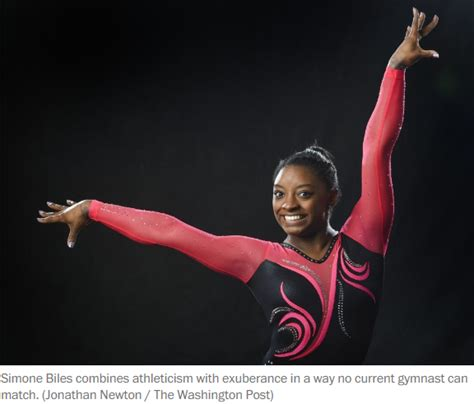 Hillsclerk Records Studio West Gymnastics Biles Olympics Here She Comes Studio West Gymnastics