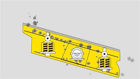 Box Box File Pedestal Vibrating Screen Circular Vibrating Screen Hongxing Machinery