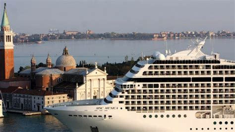 rock the boat full crate venice the cruise ship haven prepares to rock the boat
