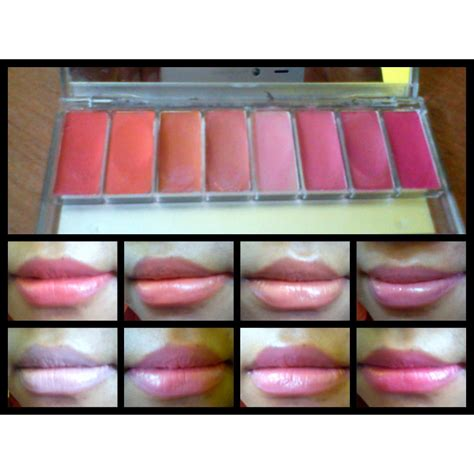 Harga Wardah by Harga Wardah Lip Palette Chocoaholic The Of