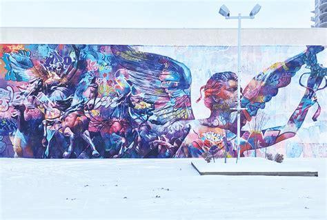 conversation piece pichiavos picturesque mural avenue