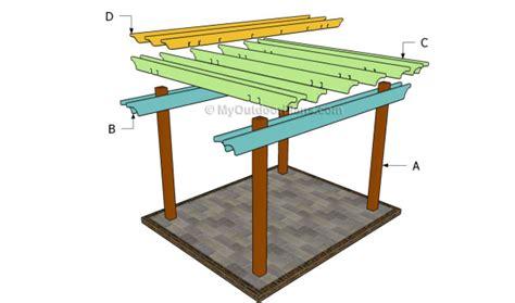 pergola plans free woodwork building plans for pergolas pdf plans