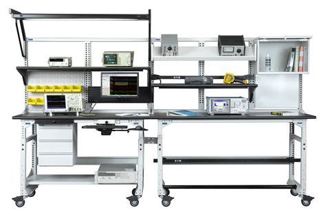 tech work bench potencia technologies technical furniture