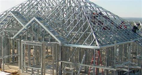 advantages of steel frame structures