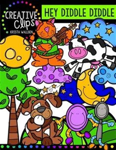 hey doodle doodle rhyme contrary nursery rhyme coloring page with