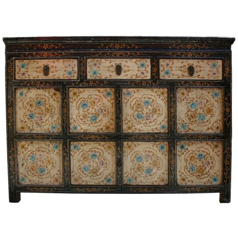 Tibetan Sideboard quality antique furniture brought to you by admiralty antiques