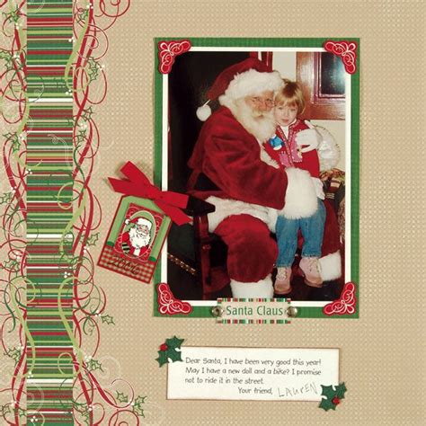 layout en scrapbooking 17 best images about christmas scrapbook layout on