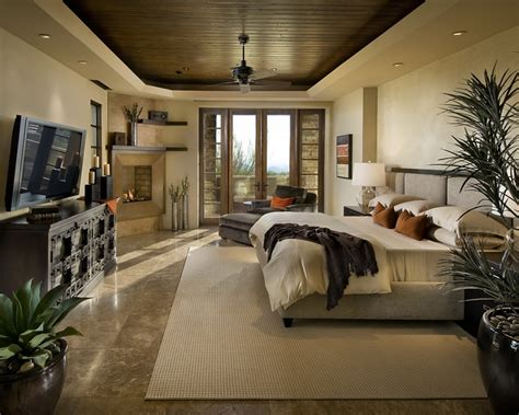 contemporary master bedroom modern spanish traditional interior design by ownby