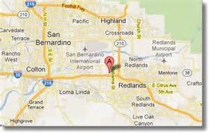map of redlands california how to contact wagner institute inc in redlands