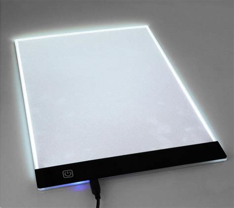 Drafting Table Pad Drafting Table Pad Studio Designs Futura Light Pad Support Bars 100cm W X 70cm D Drafting