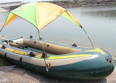 making a boat bimini top wholesale inflatable boat sun shade canopy inflatable