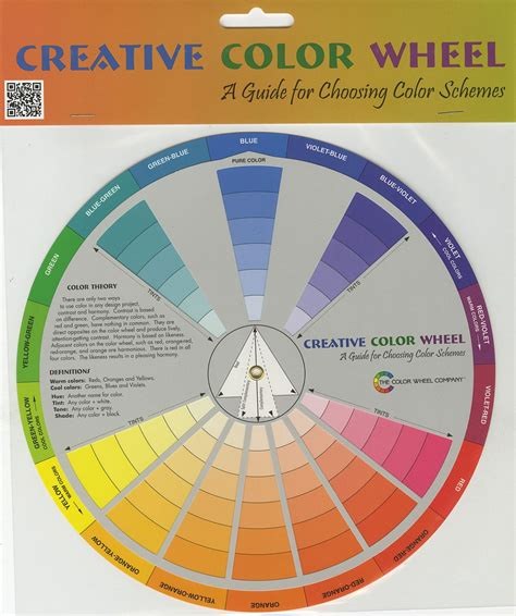 creative color wheel creative color wheel from the color wheel by featherednest97030