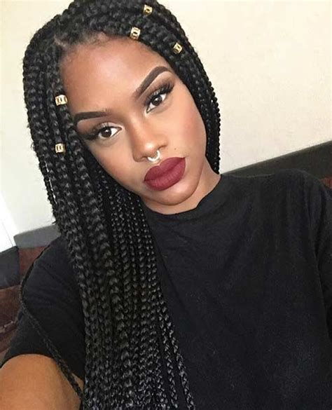 Hairstyles With Poetic Justice Braids by 51 Poetic Justice Braids Styles Page 4 Of 5 Stayglam