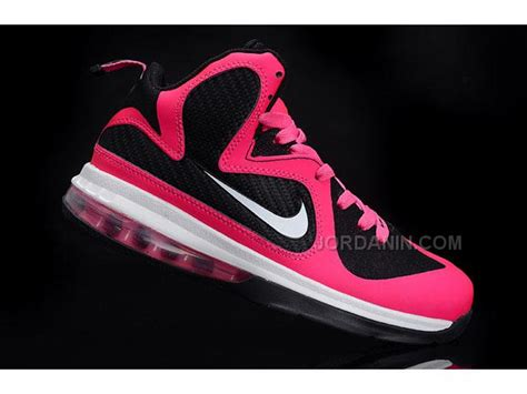 discount womens basketball shoes discount nike zoom lebron 9 basketball shoes pink