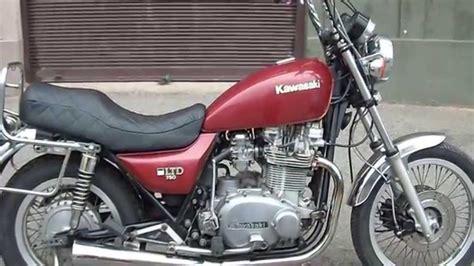 Kawasaki Kz750 Ltd by Kawasaki Kz 750 Ltd 1982