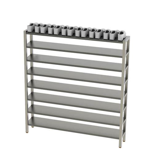 sheet shelf shoe storage rack uk manufacturer syspal uk