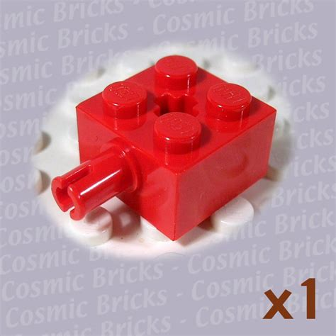 brick pattern exles lego bright red brick modified 2x2 pin and axle hole