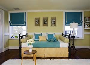 teal and yellow bedroom ideas yellow and blue bedroom transitional s room