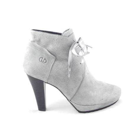 light grey suede boots liliana 13 light grey suede lace up high heel platform