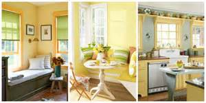 yellow wall living room decor 1000 images about cottage shabby chic country on
