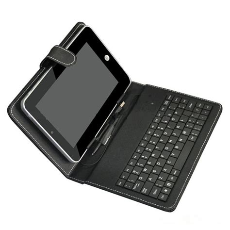 Tablet Keyboard 7 leather tablet keyboard mini usb clickbd