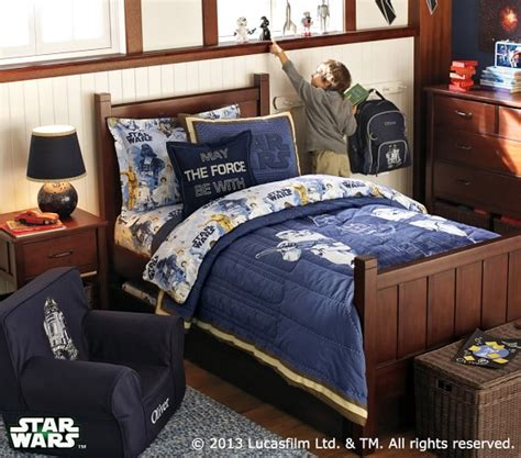 stormtrooper bedding star wars darth vader and stormtrooper quilted bedding pottery barn kids